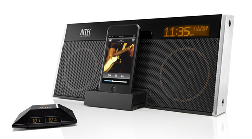 Altec Lansing inMotion Moondance GLOW