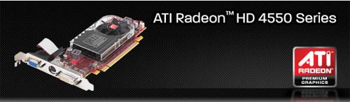 ATI HD 4550