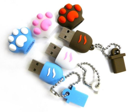Cat's Paw USB flash drive