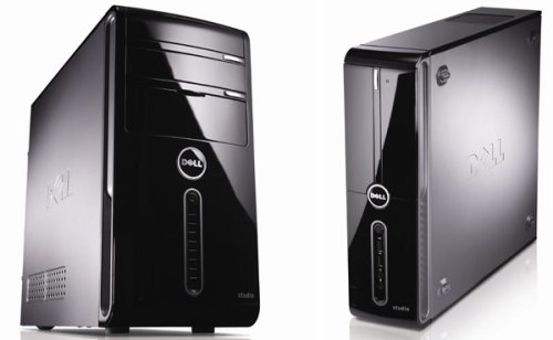 Dell launches Studio, Studio Slim desktops