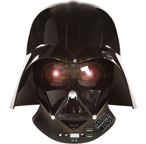 Darth Vader radio and CD player