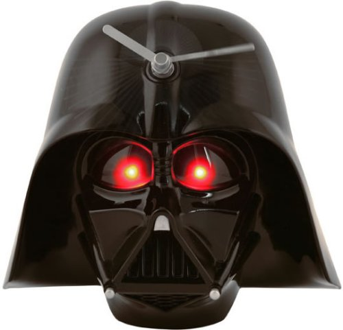 Darth Vader wall clock with sound effects