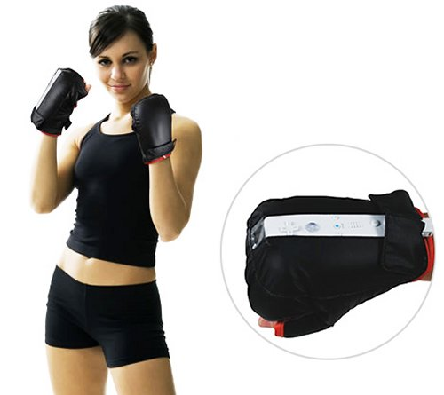 ezGear Wii Boxing gloves