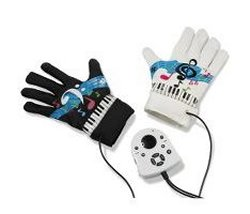 Keyboard Fingertip Gloves