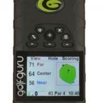 GPS Golf Guru goes color