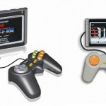 GPS navigation system & game console