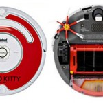 Hello Kitty Roomba