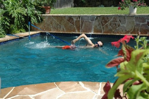 Home Swimmer: Unleash your inner Michael Phelps