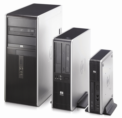 HP Compaq dc7900