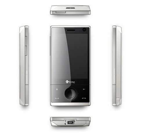 HTC Touch Diamond Comes In White