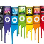 Apple upgrades iPod Nano with colors and a bigger screen