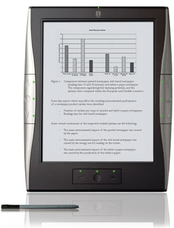 iRex 1000 Series eReader