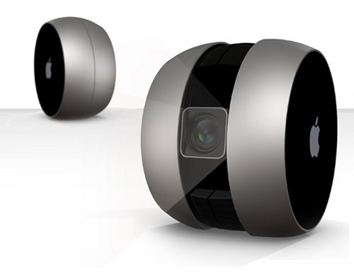 Ishow micro projector concept for Apple video projector
