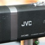 JVC's new Everio concept HD camcorder