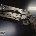 Metal Gear Solid metal rubber band gun
