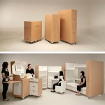 Kenchikukagu mobile furniture