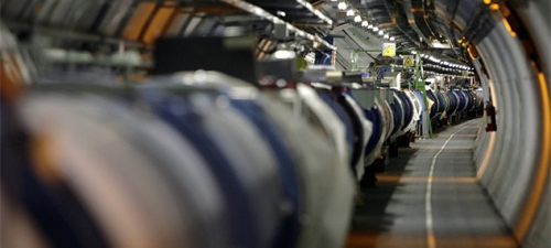 Large Hadron Collider (LHC) has a successful test run