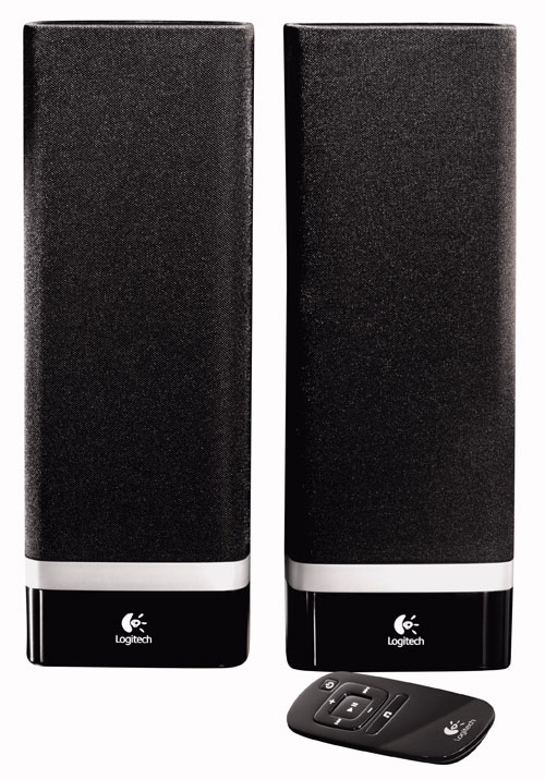 Logitech Z-5 Omnidirectional Speakers