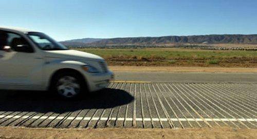 CA has musical pock marked highway for Honda Civics