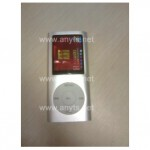 iPod nano 4G leaked, no logo