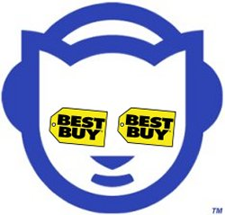 Best Buy to acquire Napster for $121m