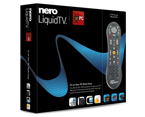 Nero LiquidTV | TiVo PC