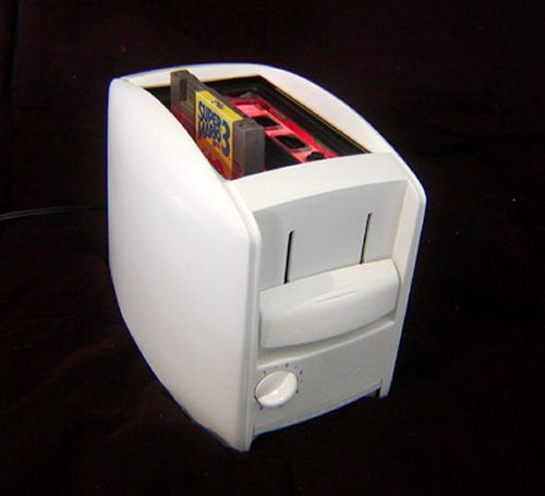 Nintoaster NES mod for crispy 8-bit gaming