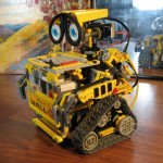 Lego NXT autonomous Wall-E robot is the coolest yet