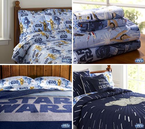 Star Wars bedsheets get hip again