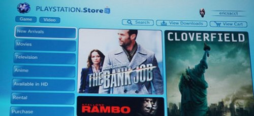 Sony PS3 movies re-downloadable only once
