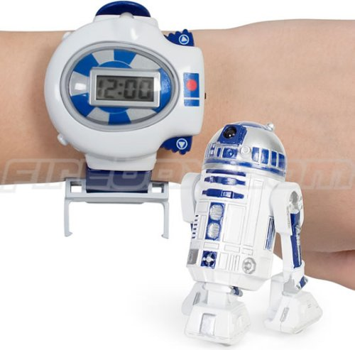 Whizzwatch: Control R2-D2 with your watch