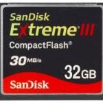 SanDisk introduces even bigger, faster CompactFlash