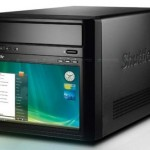Shuttle D10 with 7-inch touchscreen
