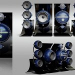 A new spin on sound: Sphere sound system