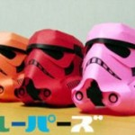 Stormtrooper papercraft helmets are a fold above the rest