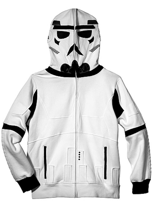 Stormtrooper Hoodie gets you into detention centers