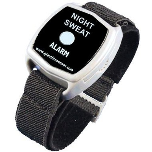 Sweat Alarm alerts you to night time heat