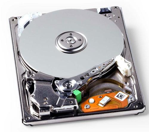 Toshiba 1.8-inch 240GB HDD