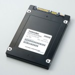 Toshiba launches 256GB SSD