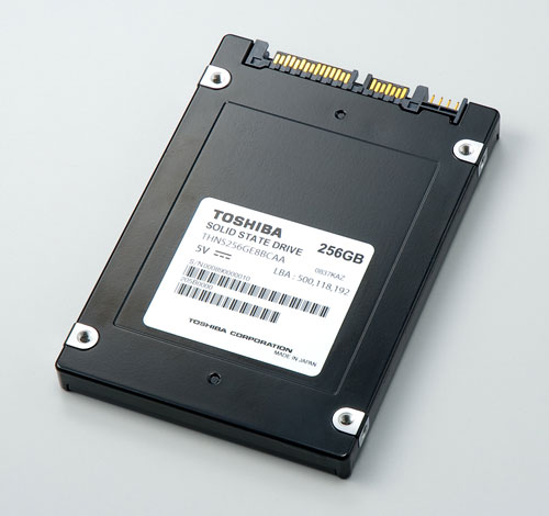 Toshiba 256GB SSD