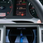 Audi Travolution lets you know when that light will change