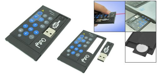 Outel wireless USB remote control