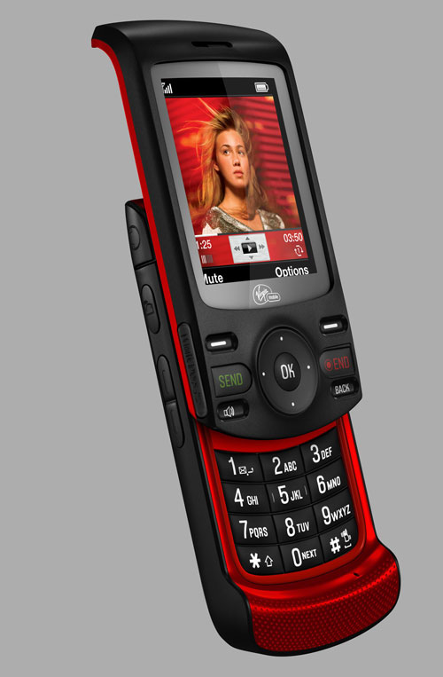 Virgin Mobile USA Shuttle Handset