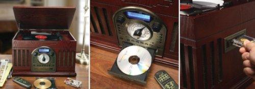 LP Saver Phono CD Recorder writes LPs to CDs