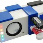 3-in-1 USB Speaker sports cool Trek looks