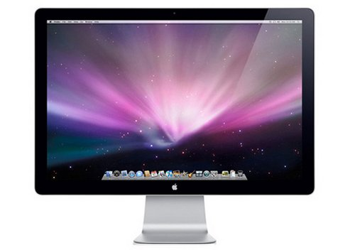 Apple's 24-Inch LED Cinema Display with iSight is $899