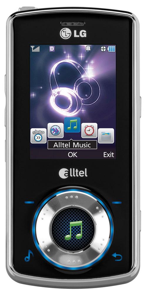 Alltel LG Rhythm