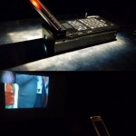 Docomo shows off pocket cinema cell phone projector