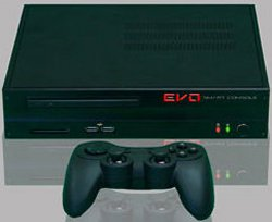 Evo Smart Console is Linux-based