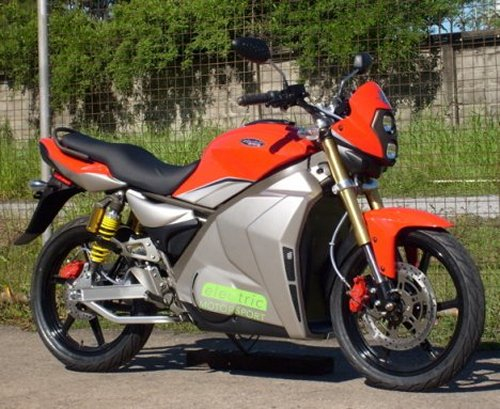 Electric GPR-S Motorbike is now affordable